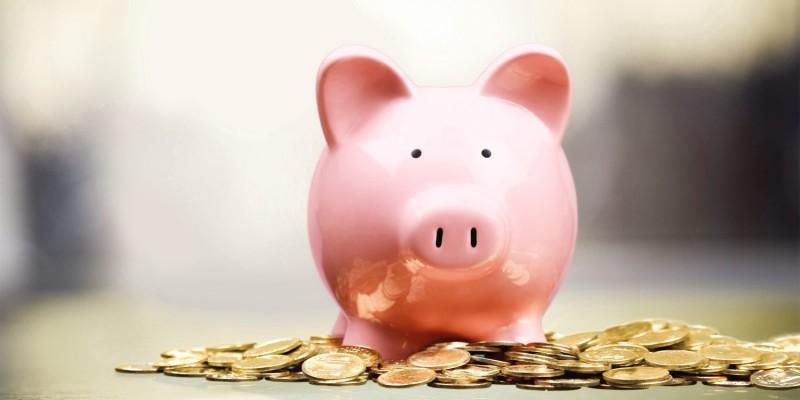 Geld mit dem Sparbuch ansparen