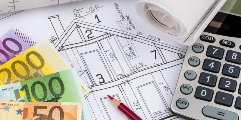Geld zum Hausbau oder Kauf